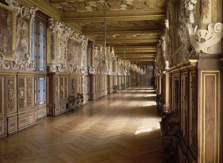 Galerie-FrançoisI-Fontainebleau